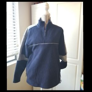 Mens Zip up Sweater Sz Small